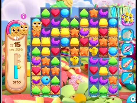 Gummy Jungle : Level 229