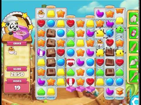 Sandy Candy Shores : Level 504