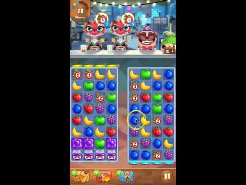 Fruitopolis : Level 252