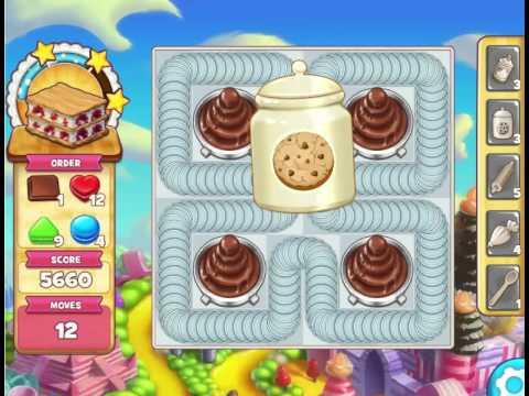 Sesame Garden : Level 763